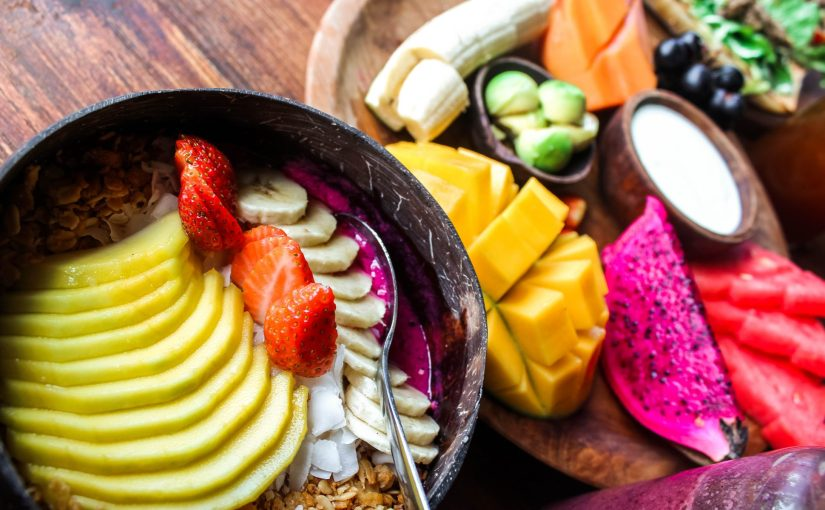 4x Best Healthy Breakfast Bowls in Bali