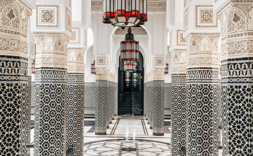 DAY SPA HEAVEN: La Mamounia, Marrakech