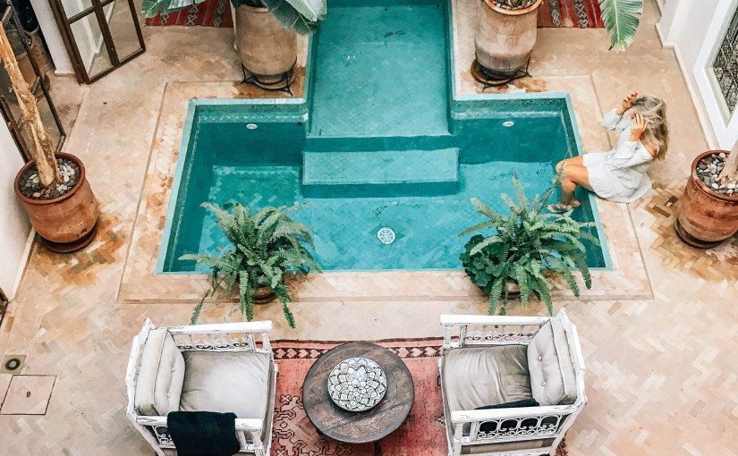 HOTEL TIP –Marrakesh