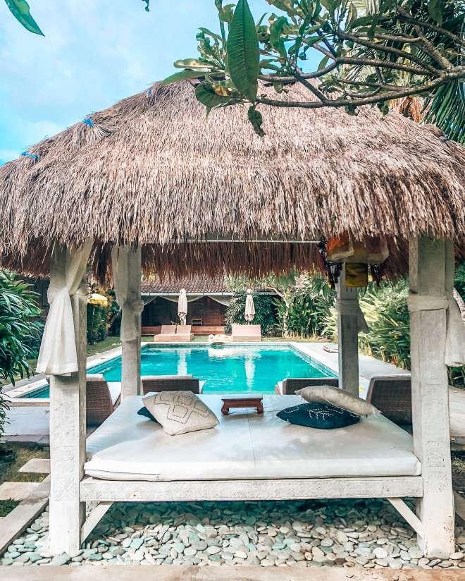 Pool Villa Karisa Seminyak