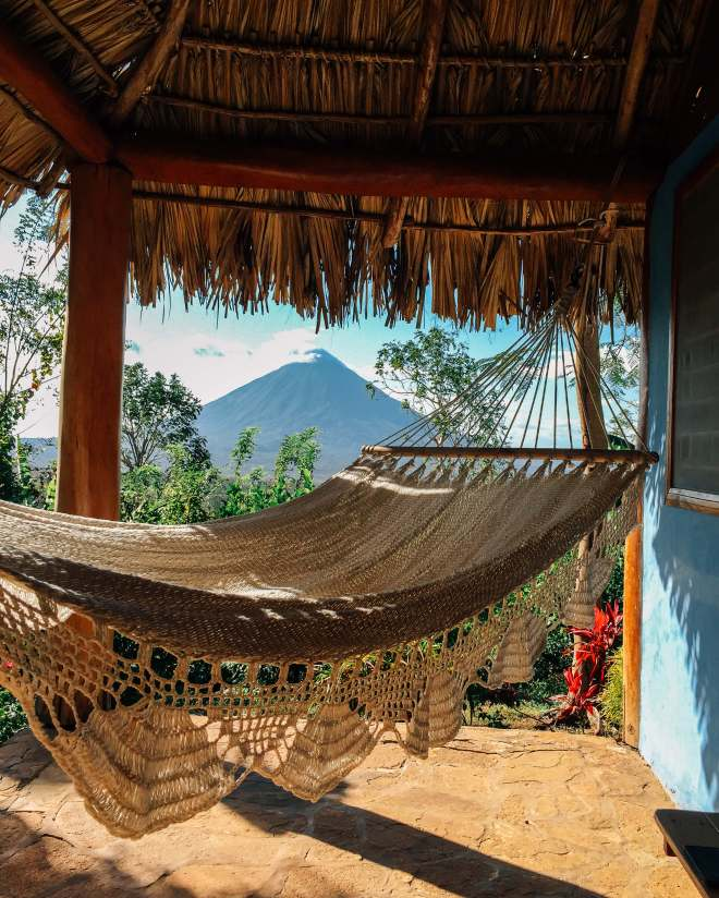 Totoco Eco-Lodge in Ometepe Island