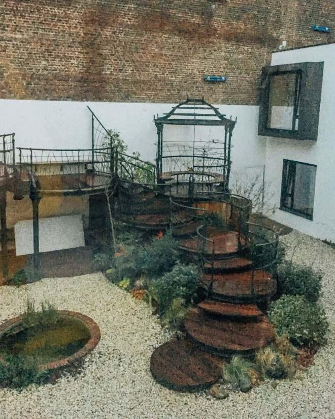 Garden Hotel Le Jardin Secret Brussels
