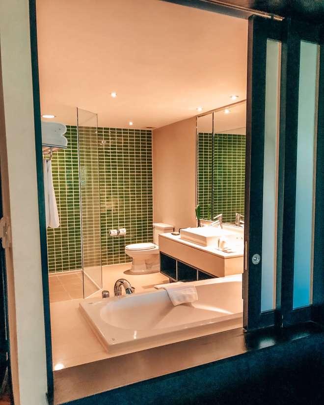 Le Merdien Chiang Rai Bathroom