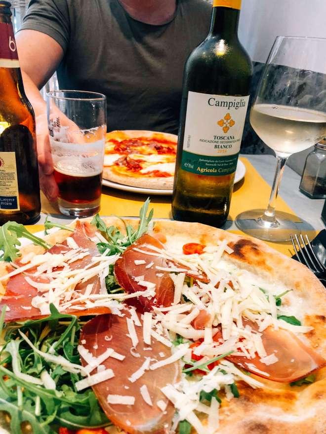 Pizzeria iCamaldoli Florence