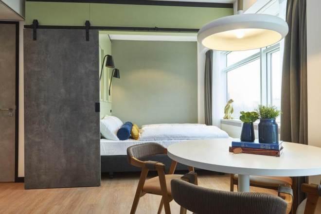 Cityden Up hotel suite