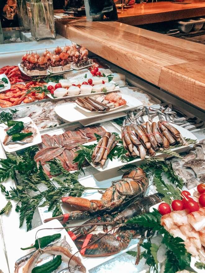Restaurant Vinitus Barcelona