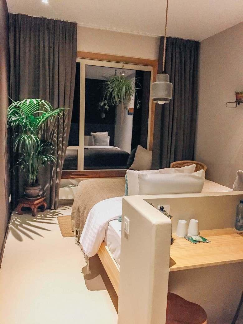 Hotel Le Jardin Secret room