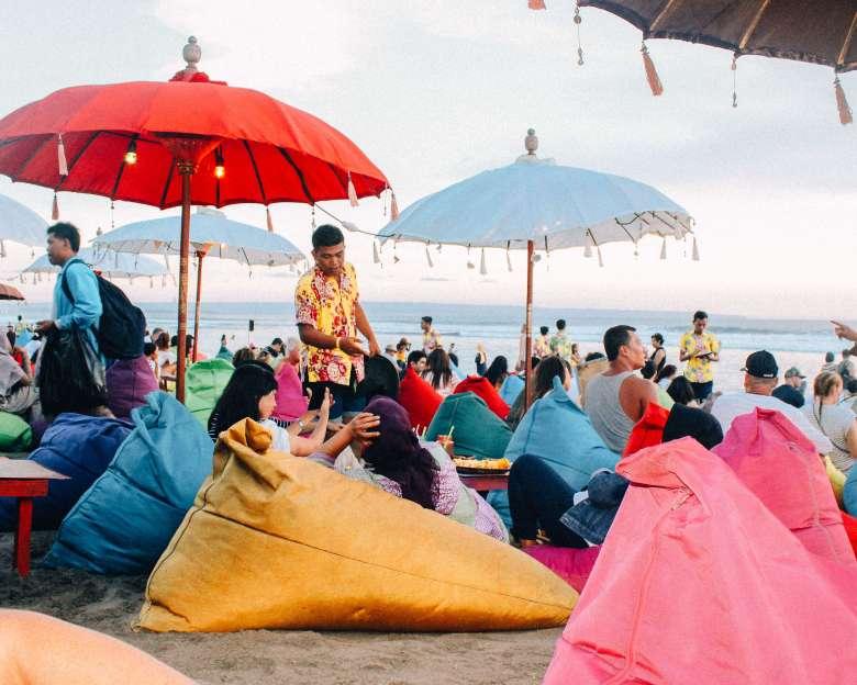 Bean Bags La Plancha Bali
