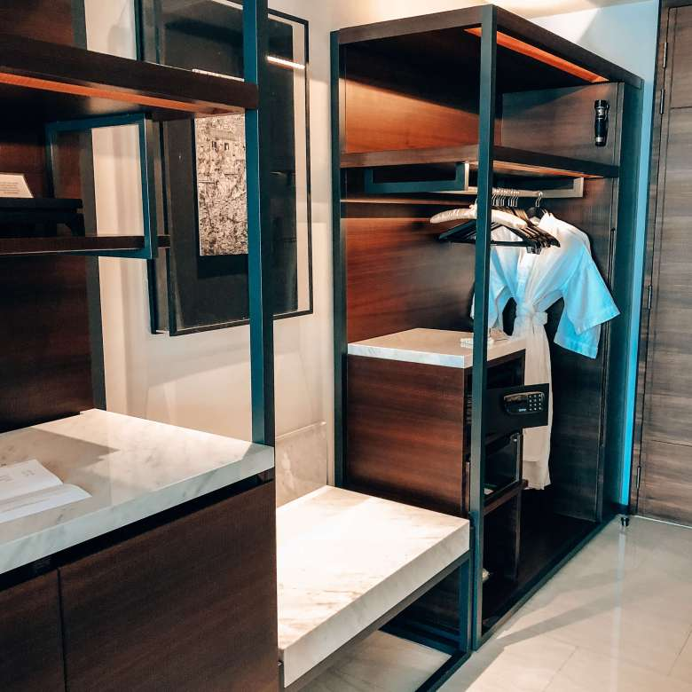 Room Bangkok Marriott Hotel Surawongse