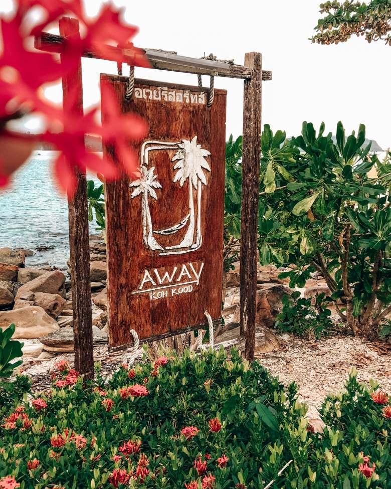 Away Resort Koh Kood welcome