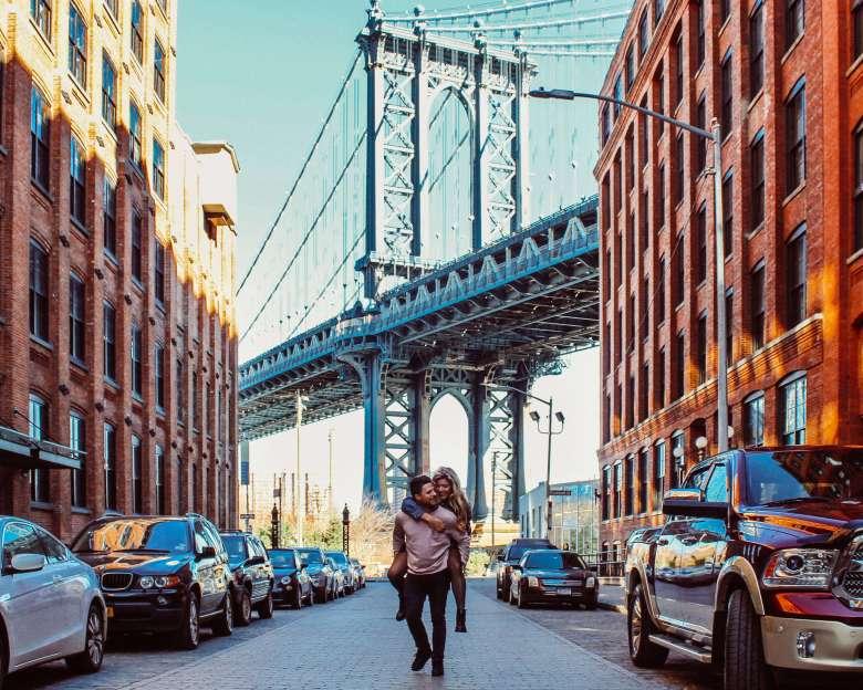 Dumbo bridge