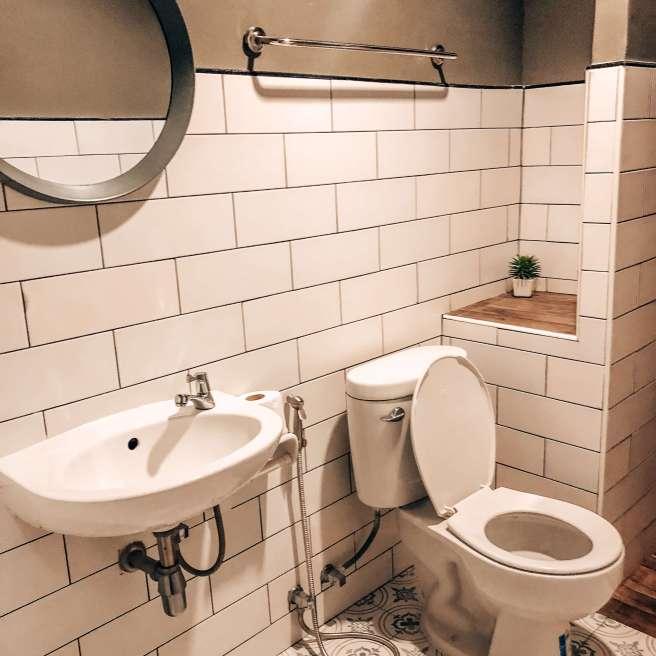 Sabai Chiang Rai bathroom