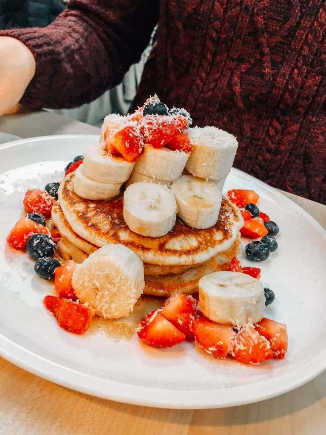 Pancakes at Mook Pancakes