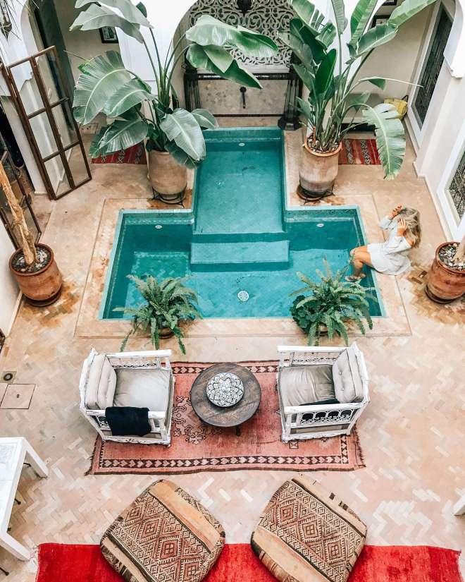 Beautiful riad Marrakech