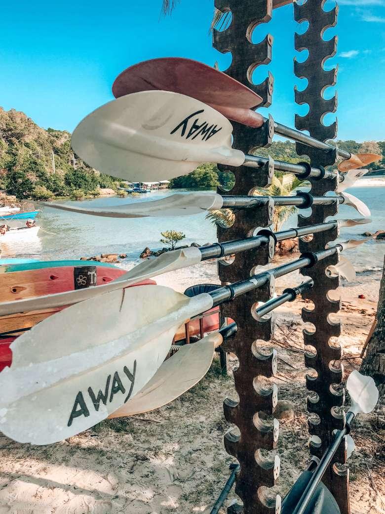 Kayak Away Koh Kood