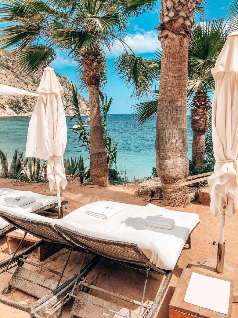 Sunbeds Amante Ibiza