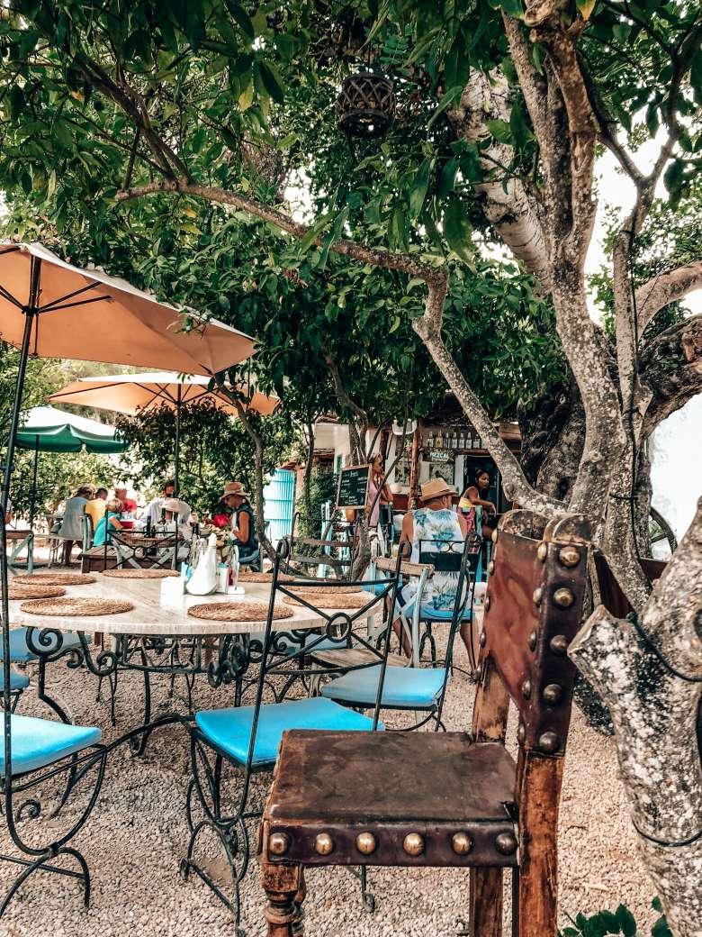 Restaurant La Paloma