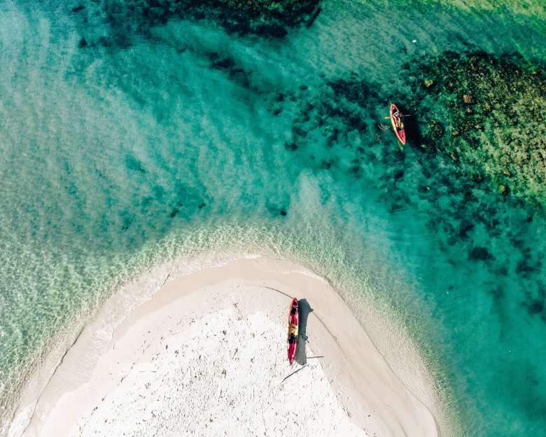 Drone Koh Kood Island