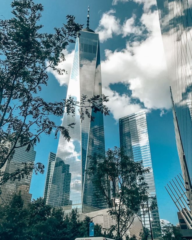 New World Trade Centers New York
