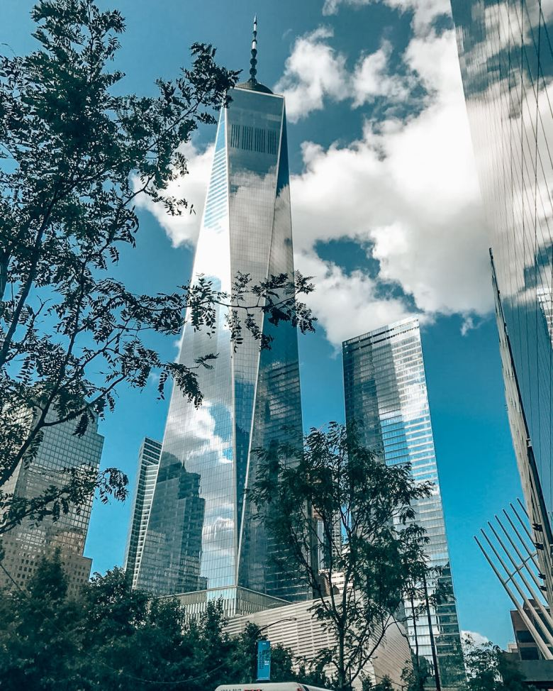 New World Trade Centers New York