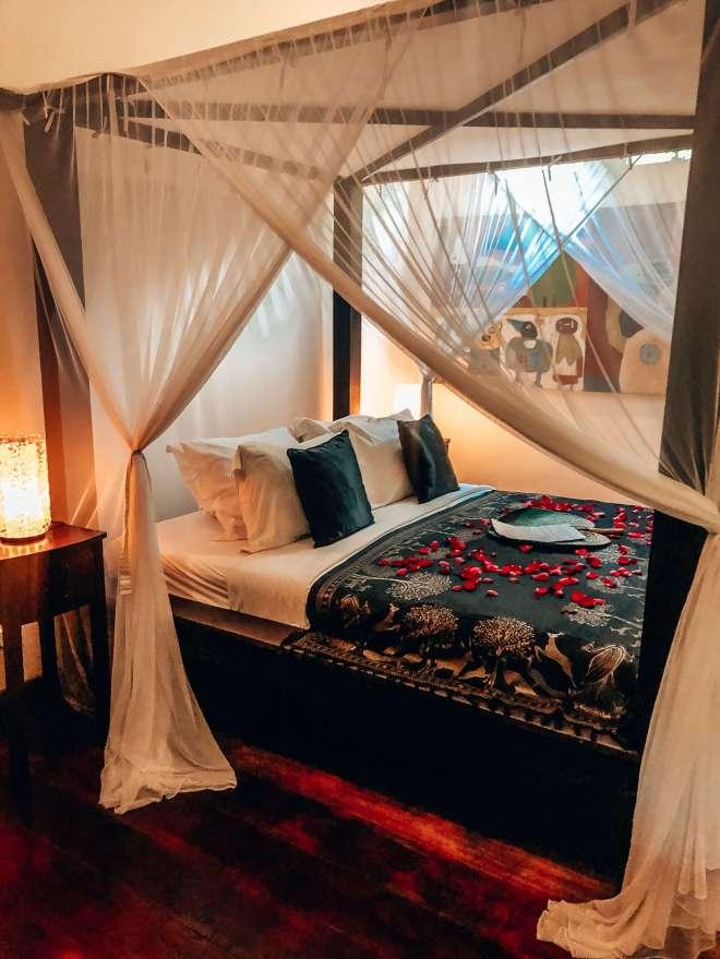 Bedroom Villa Karisa Seminyak