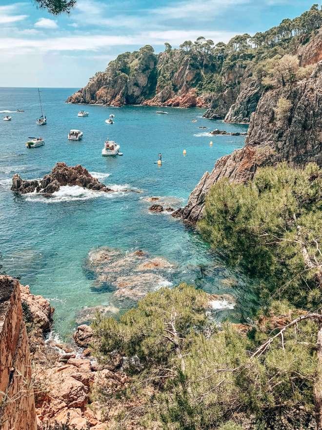 Sea El Golfet Spain