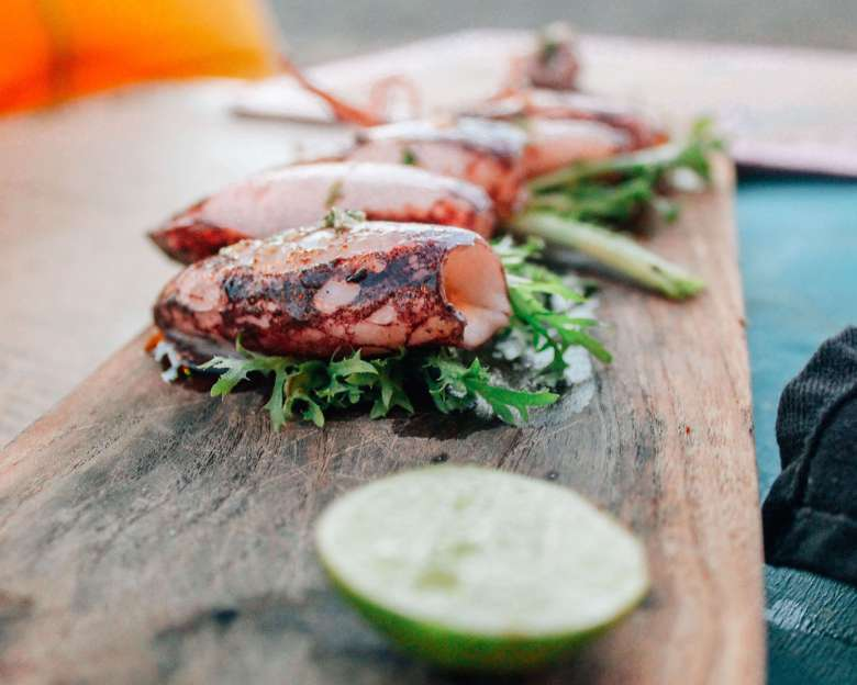 Food La Plancha Bali