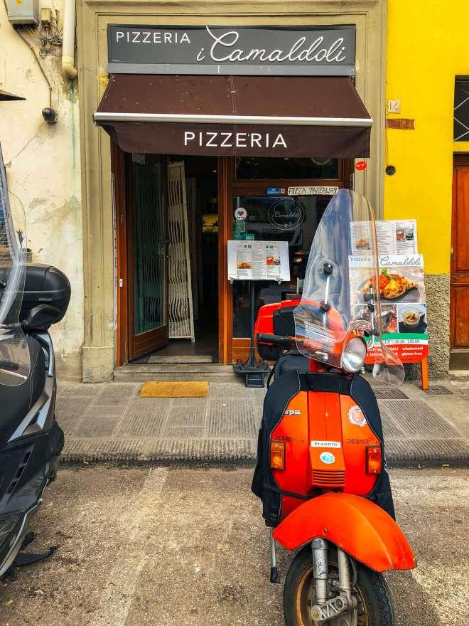 Pizzeria iCamaldoli