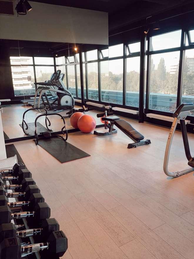 Citizen Up hotel gym