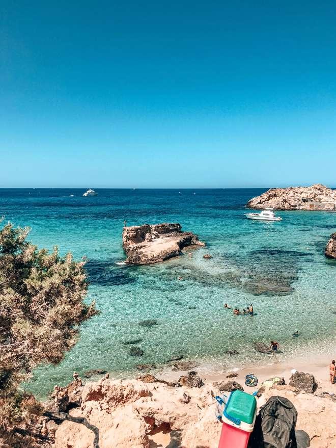 Cala Tarida Ibiza